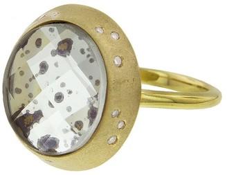 Darsana Takara Yellow Gold Ring