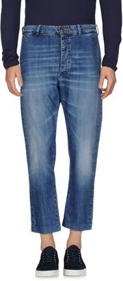 (+) People + PEOPLE Denim pants - Item 42533834EJ