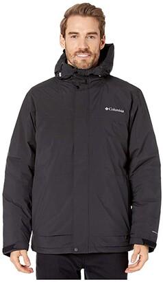 Columbia Horizon Explorertm Insulated Jacket (Black) Men's Coat