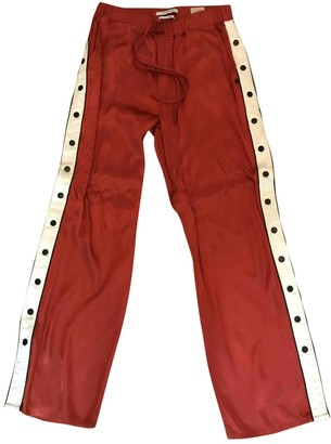 Scotch & Soda Multicolour Trousers for Women