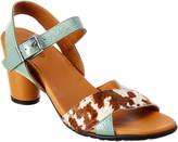 Arche Leiwo Haircalf & Patent Sandal