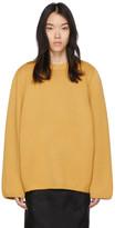 Totême Yellow Marans Sweater