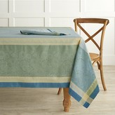 Williams-Sonoma Williams Sonoma Paisley Jacquard Tablecloth
