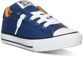 Converse Little Boys' Chuck Taylor All Star Street Ox Casual Sneakers from Finish Line