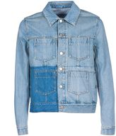 Maison Margiela Patch Denim Jacket