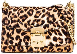 Miu Miu Leopard Bag in Ivory | FWRD