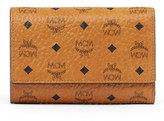 MCM 'Visetos' Trifold Wallet - Brown