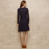 Ralph Lauren Blue Label Matte Jersey Dress