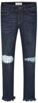 DL1961 Girl's Dl1916 Chloe Distressed Skinny Jeans