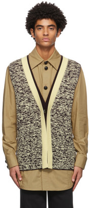 Namacheko Brown Kuchinska Cardigan