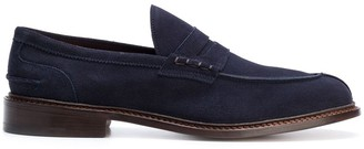Tricker's James loafers
