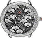 Michele Women's Serein 16 Diamond, Fan Diamond Dial Watch