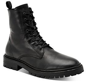 AllSaints Men's Tobias Combat Boots