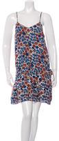 Derek Lam 10 Crosby Sleeveless Floral Dress