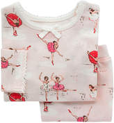 Cath Kidston Ballerina Baby Girls Jersey PJ Set