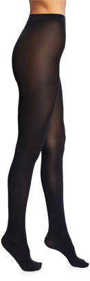 Wolford Snake Shimmer Backseam Tights