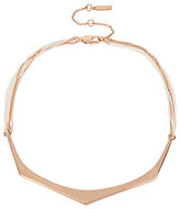 Kenneth Cole New York Geometric Bar Collar Necklace