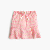 J.Crew Girls' drapey star skirt