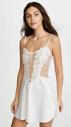 Flora Nikrooz Showstopper Chemise With Lace