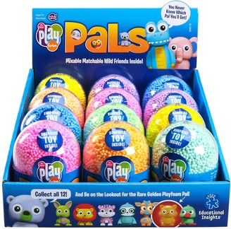 Learning Resources Educational Insights 12 -Piece Playfoam Pals Set