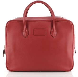 Hermes Eiffel Briefcase Courchevel