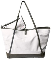 Canvas Carryall Tote