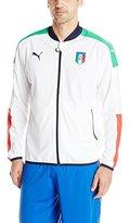 Puma Men's Figc Italia Stadium Jacket