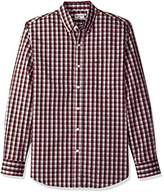 Dockers Comfort Stretch Soft No Wrinkle Long Sleeve Button Front Shirt