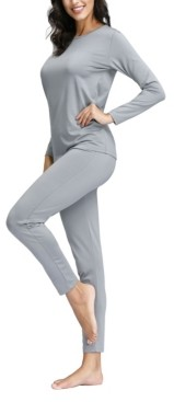 Degrees Of Comfort Women's Top and Legging Set