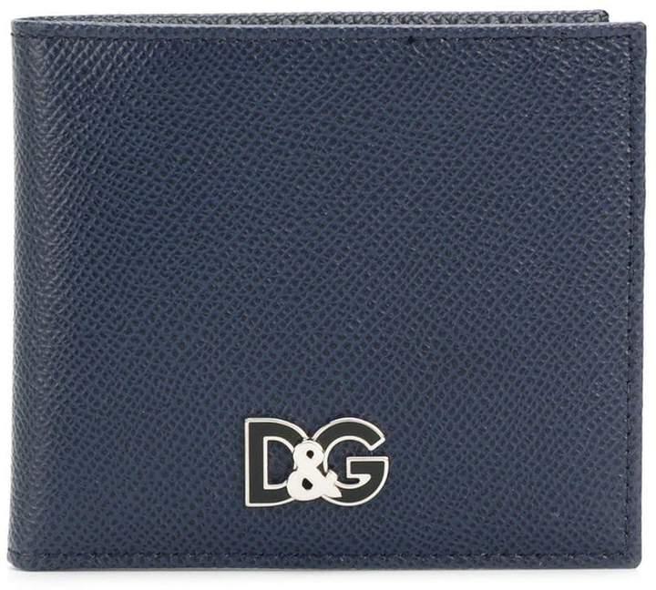 Dolce & Gabbana logo billfold wallet