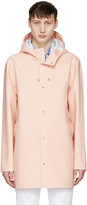 Stutterheim Pink Stockholm Raincoat