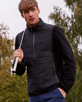 Ted Baker Zipped funnel neck jacket