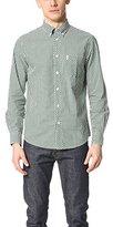 Ben Sherman Men's Mod Gingham Long Sleeve Shirt