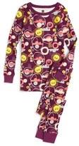 Tea Collection Kirameki Fitted Two-Piece Pajamas (Toddler Girls, Little Girls & Big Girls)