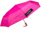 Juicy Couture Automatic Compact Collapsible Umbrella