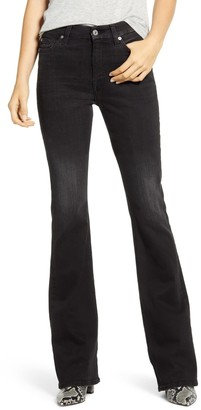 7 For All Mankind Ali High Waist Flared Jeans