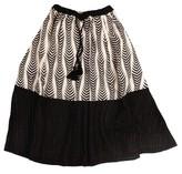 Girl's Bowie X James Print Skirt
