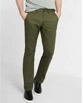 Express slim fit flex stretch pant