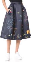 Mira Mikati Adventure Print Skirt