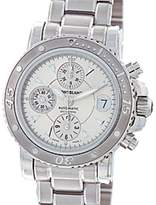 Montblanc Mont Blanc Sport Chronograph 36334 Stainless Steel Automatic 41.5mm Mens Watch