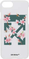 Off-White White Cherry Flowers Iphone 7 Case