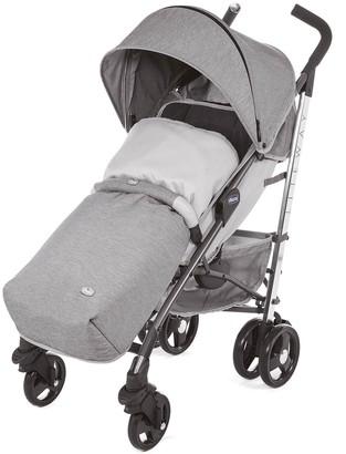 Chicco Liteway 3 Stroller- Titanium