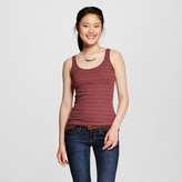 Women's Long and Lean Textured Tank - Mossimo Supply Co. (Juniors')