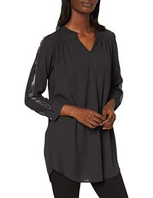 Only Women's ONLTIMCA 7/8 Tunic WVN Blouse,L(Size: 40)