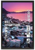 """B.P. Industries Poster Frame 1"""" Profile - Gray - (24""""x36"""")"""
