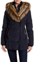 Rudsak Faux Fur Trim Carla Coat