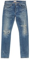 A Gold E Men's Agolde Skinny Fit Distressed Jeans