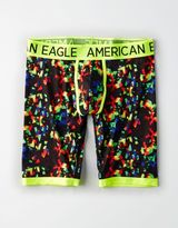 "American Eagle Outfitters AE Abstract 9"" Flex Boxer Brief"