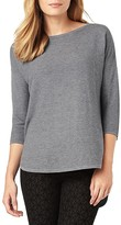 Phase Eight Megg Curved Hem Sweater