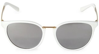 Versace 54MM Cat Eye Sunglasses